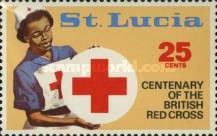 [The 100th Anniversary of British Red Cross, Typ DC1]
