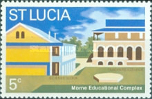 [Morne Educational Complex, Typ DX]