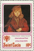 [International Year of the Child - Famous Paintings, Typ JK]