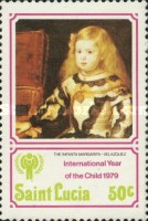 [International Year of the Child - Famous Paintings, Typ JL]