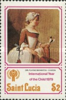 [International Year of the Child - Famous Paintings, Typ JM]
