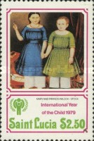 [International Year of the Child - Famous Paintings, Typ JN]