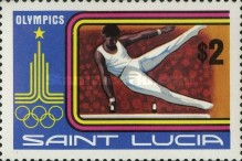 [Olympic Games - Moscow, USSR, Typ LK]