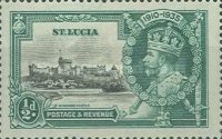 [The 25th Anniversary of the Reign of King George V, Typ N]