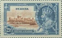 [The 25th Anniversary of the Reign of King George V, Typ N2]