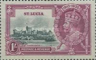 [The 25th Anniversary of the Reign of King George V, Typ N3]