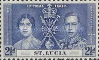 [Coronation of King George VI and Queen Elizabeth, Typ U2]