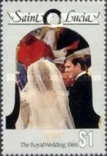 [Royal Wedding of Prince Andrew and Miss Sarah Ferguson, Typ XR]