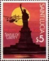 [The 100th Anniversary of Statue of Liberty 1986, Typ YY]