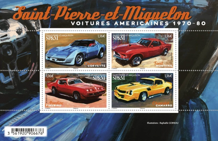 [Classic American Cars 1970-80, Typ ]
