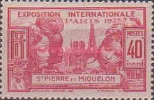 [International Exhibition - Paris, France, type AF]