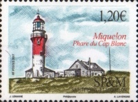 [Lighthouses - Cap Blanc, Typ AFB]