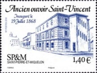 [The 150th Anniversary of the Ancien Ouvroir Saint-Vincent, Typ AFL]