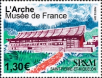 [L'Arche Museum, type AGB]