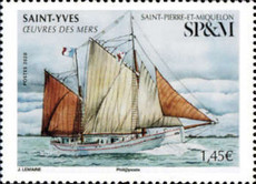 [Saint Yves - Work of the Seas Ship, type AHH]