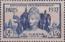 [International Exhibition - Paris, France, type AI]