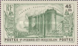 [The 150th Anniversary of French Revolution, type AP]