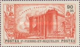 [The 150th Anniversary of French Revolution, Typ AP2]