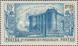 [The 150th Anniversary of French Revolution, Typ AP4]