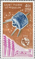 [Airmail - The 100th Anniversary of I.T.U., Typ DL]