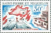[Opening of St. Pierre Airport, type DU]