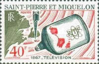 [Inauguration of Television Service, type DV]