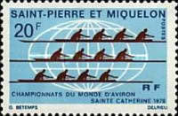 [World Rowing Championships - St. Catherine, Canada, type FF]
