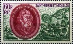 [Airmail - Celebrities of St. Pierre and Miquelo, type FJ]