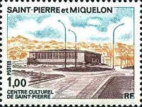 [Inauguration of St. Pierre Cultural Centre, type GN]