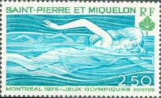 [Olympic Games - Montreal, Canada, Typ HN]