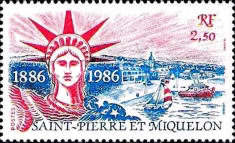 [The 100th Anniversary of Statue of Liberty, Typ HS]