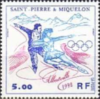 [Winter Olympic Games - Albertville, France, Typ KN]