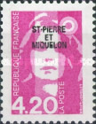 [Stamps from France, Typ LA]