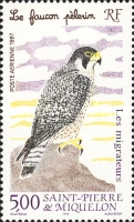 [Airmail - Migratory Birds, Typ NS]