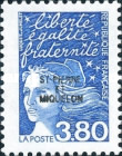 [Stamps of France, Typ NY2]