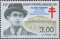 [The 80th Anniversary of the Birth of Alain Savary, Typ OE]