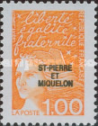 [Stamps from France, Typ OF]