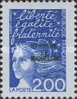 [Stamps from France, Typ OF1]