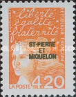 [Stamps from France, Typ OF2]