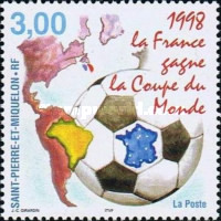 [France, Football World Cup Champion, Typ OU]