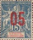 [Issues of 1892 and 1901-1906 Surcharged, type S2]