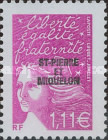[Stamps from France, Typ SV4]