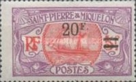 [Stamps of 1909 in New Colors & Surcharged New Value, type U10]