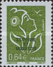 [Stamps from France, Typ UA2]