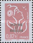 [Stamps from France, Typ UA3]