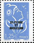 [French Postage Stamps Overprinted, Typ WN3]