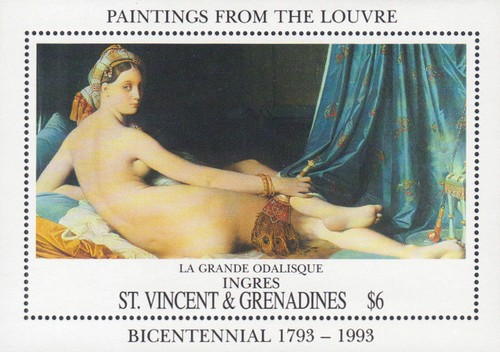 [The 200th Anniversary of Louvre Museum, Typ ]