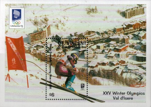 [Winter Olympic Games - Lillehammer, Norway 1994, Typ ]
