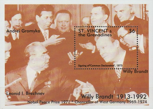 [The 80th Anniversary of the Birth of Willy Brandt, Typ ]