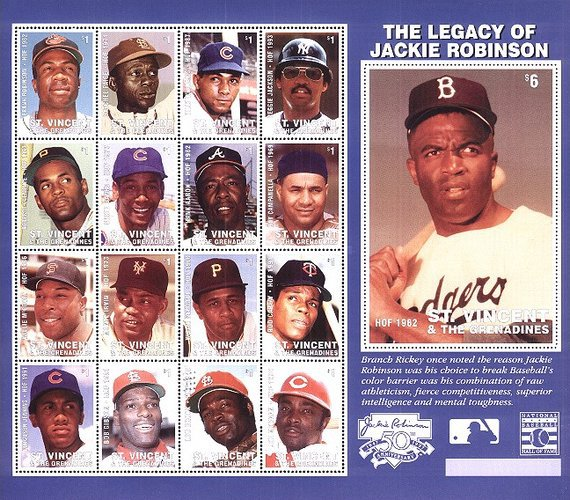 [Baseball Players - The Legacy of Jackie Robinson, Typ ]